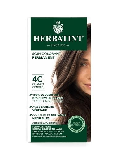 Herbatint Herbatint 4C Chatain Cendre  Saç Boyası Renksiz
